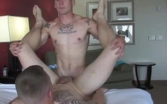 Experimental army studs get to fucking