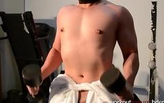 slave workout torture