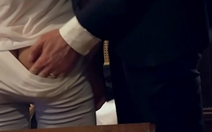 MormonBoyz - Handsome Priest Disciplines A Rebellious Missionary&rsquo_s Asshole