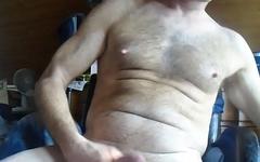 Going for my third orgasm, not much cum but wow, felt better than the first!