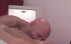 LINGAM MASSAGE BIG DICK ORAL SEX by Nudemassage