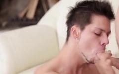Hot and sensual gay sex (Angelo Godshack ,Dick Tracy)