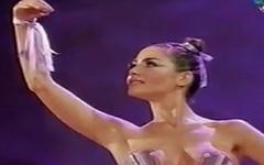 Body Painting - Nude on tv show Schwul / Anal