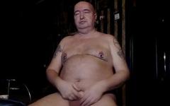 man tits