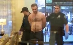 [Loop] Policial pegando em um pau enorme