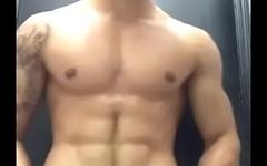 Tattoo bodybuilder
