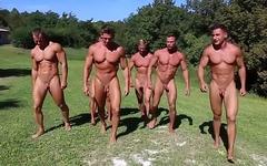 Fitcasting - Gladiator Camp - Part 1/12
