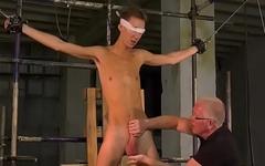 Boy tortured by dad
