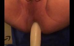 big dildo fuck