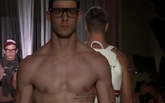 hot male underwear catwalk