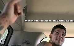 BAIT BUS - Darius Suave Was Not Happy With What Happened To Him