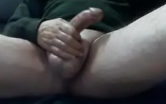 Stroking Thick Cock - part 1