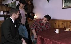 (Aspen, Griffin Barrows, Xander Brave) - Twink Peaks Part 3 - Men