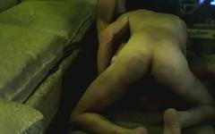 DiCKAddikt homemade bareback white bottom getting fucked. No 6 of series. Fuck me in cabin 2