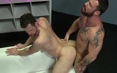 RagingStallion Big Dick Muscle Hunk Shut Up &amp_ Fuck Me Hard!