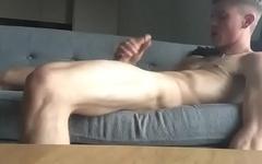 Amateur Gay Solo 17