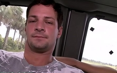 BAIT BUS - Todd Wants Pussy, Instead Gets Steven Ponce'_s Man Ass