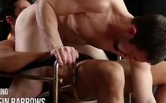 Griffin Barrows and Rafael Alencar - Fleet Week Part 1 - Drill My Hole - Trailer preview - Men