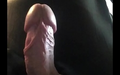Jerking in leather and gumming