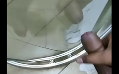 Husband masturbation video , indian guy masturbation , cum shot indian guy