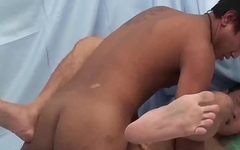 Asians Golf and Tom Piss and Bareback