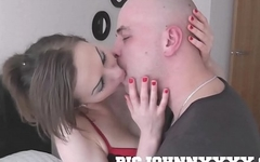 Teenage Beauty Tina Kay Gets Fucked by Stepbrother! They Break her Bed Fucking Hard!