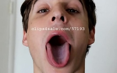 Hot Guy with a Long Tongue