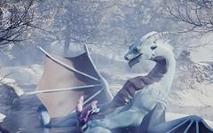 Dragon yiff, handjob - arceronth