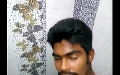 Tamil boy kannan show his cock