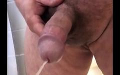 Hard on piss