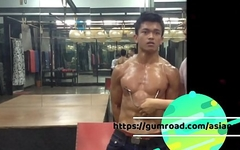 Promo Asian Soldier Torture - Teen Boy (Zaenal)