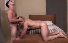 Hunk Jeremy Spreadums Likes It Rough Raw Part 3 Scene 1 - Bromo