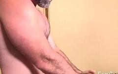 Christian dad makes son suck cock like icecream