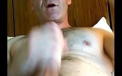 Camjockva masturbating and shooting