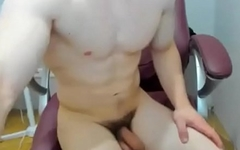 Chaturbate Cam Model Showing Off