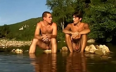 Nudist Guys Gael &amp_ Micael