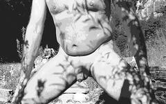 public anal plug nudist