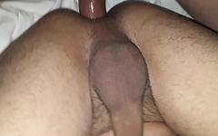 Dando pro macho tekado na sauna